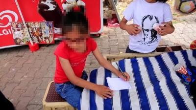 rehber ogretmen - Kızının parmağını kızgın maşayla yaktığı iddiası - ANTALYA