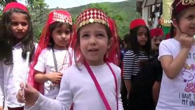 farkindalik -  Minikler Ramazan davulcusu oldu