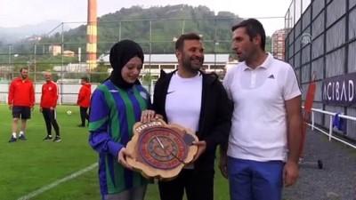 Okan Buruk: 'Trabzonspor maçını kazanmak istiyoruz' - RİZE
