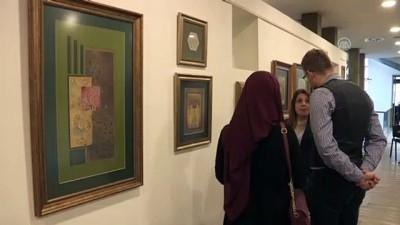 baskent - Saraybosna'da 'Miras' konulu tezhip sergisi - SARAYBOSNA