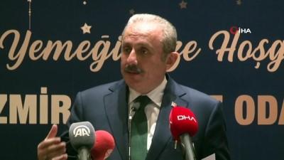 """TBMM Başkanı Şentop: """"Türkiye sadece bir coğrafyanın adı değildir"""""""