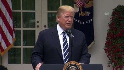 basin mensuplari - Trump'tan Pelosi'ye 'örtbas' tepkisi - WASHINGTON