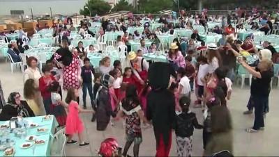 yerel yonetim -  Tuzla Belediyesi, yetim çocuklara iftar yemeği verdi