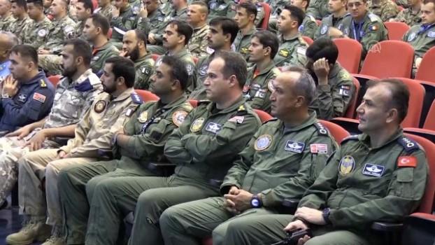 hava kuvvetleri - Uluslararası Anadolu Ankası tatbikatı gerçeğini aratmadı (1) - KONYA