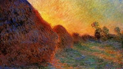 lyon - Video | Monet'in 'Samanlıklar' tablosu rekor kırarak 110,7 milyon dolara satıldı