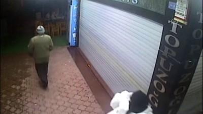 Alanya'daki kuyumcu soygunun görüntüleri ortaya çıktı - ANTALYA