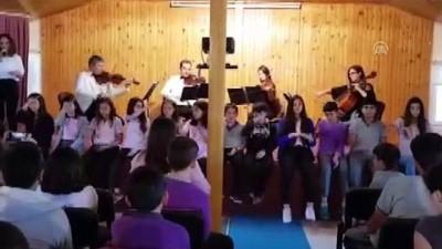 farkindalik - Anadolu çocuklarının yüzünü güldüren senfoni - İZMİR