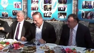 - Bakan Çavuşoğlu, Kazakistan'daki Ahıskalı Türklerle Bir Araya Geldi