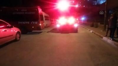 Balkondan düşen kadın yaralandı - ADANA