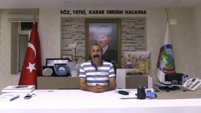 yerel yonetim - Belediye Başkanı Maçoğlu'ndan 'Dersim' açıklaması - TUNCELİ