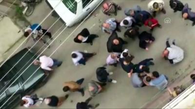 112 acil servis - Binanın 3'üncü katından düşen çocuk ağır yaralandı - SAMSUN