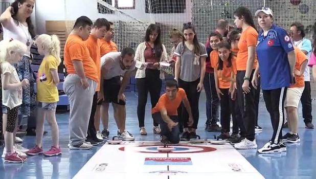 eylem plani - Floor curlingle 360 bin engelliye ulaşılacak - ADANA