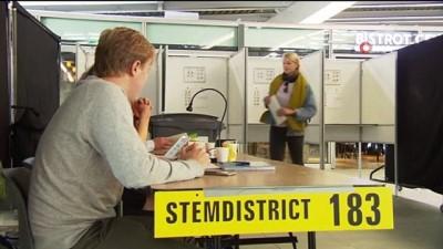 yerel secimler -  - İngiltere ve Hollanda AP seçimleri için sandık başında - İngiltere ve Hollanda'da AB'den ayrılma taraftarı partiler yükselişte