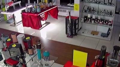 elektronik esya - İş yerlerinden hırsızlık yapan suç örgütüne operasyon - İSTANBUL