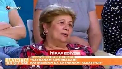 Kadın izleyicinin anlattıkları şok etti