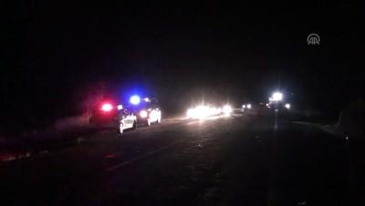 Midyat'ta trafik kazası: 1 ölü 6 yaralı - MARDİN