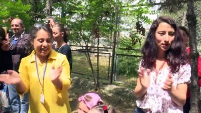 farkindalik - Minik öğrenciler dersi doğada oynayarak yaptı - ANKARA