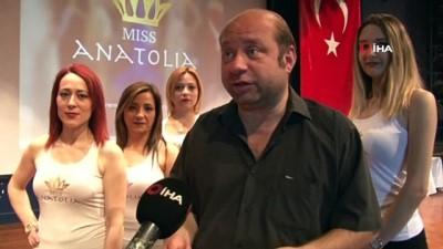 sinema filmi -  Miss Anatolia Güzellik Yarışması Bursa'da gerçekleşiyor
