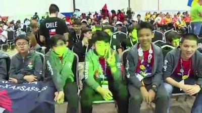Robotlarıyla yarışacak dünya çocukları İzmir'de buluştu