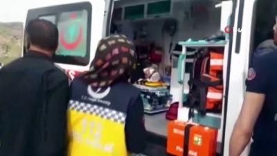 Siirt'te trafik kazası: 9 yaralı