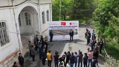 basin mensuplari - Sivas Şehir ve Sanayi Mektebi Müzesi Projesi'nde ilk adım atıldı - SİVAS