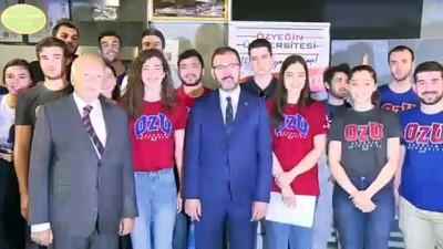 'Spor, akademik hayatı engellememeli' - İSTANBUL