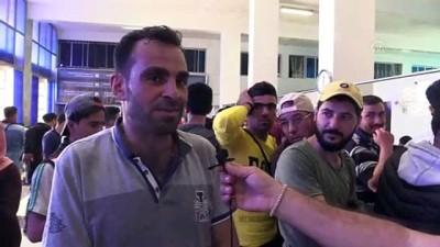 ic savas - Suriyeliler Ramazan Bayramı için ülkelerine dönüyor - İDLİB