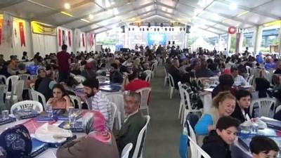 mustesna -  Tokatlılar Hasköy Sahil'de kurulan gönül sofralarında buluştu