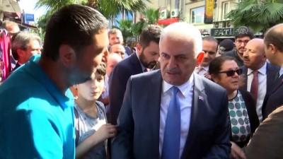 Yıldırım: 'YSK, yapılan tüm seçimlerin patronudur' - İSTANBUL