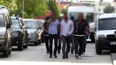Adana'da uyuşturucu operasyonu: 13 gözaltı