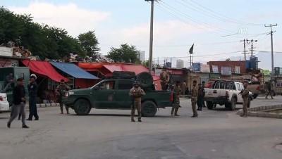 cami imami - Afganistan'da cuma namazında bombalı saldırı - KABİL
