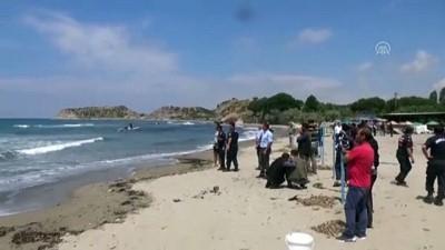 Arkadaşlarıyla denize giren 2 lise öğrencisi boğuldu - ÇANAKKALE