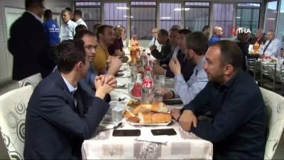 """ÇANDER Başkanı Aydın Öksüz: """"Ramazan aç kalmak değil kendimizi bilmektir"""""""