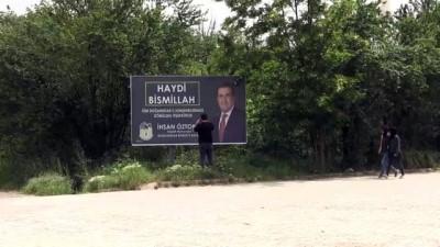 yerel secimler - Doğanhisar Belediye Başkanı Öztoklu'nun cenaze töreni (2) - KONYA
