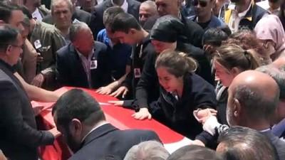 Doğanhisar Belediye Başkanı Öztoklu'nun cenaze töreni - KONYA