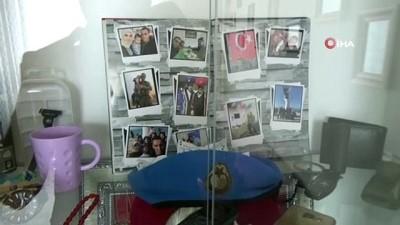 """irak -  Etkisiz hale getirilen gri kategorideki teröristin şehit ettiği Şehit Kadir Çakı'nın eşi:""""Bin şükür eşimin kanını yerde bırakmadılar"""""""