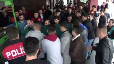 Eyüpsultan'da kaza : 1 polis şehit, 1 polis yaralı