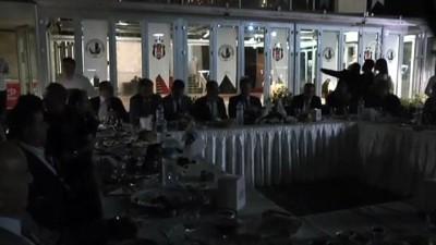 felsefe - Fikret Orman, Beşiktaşlı Hukukçular Derneği iftarına katıldı - ANKARA