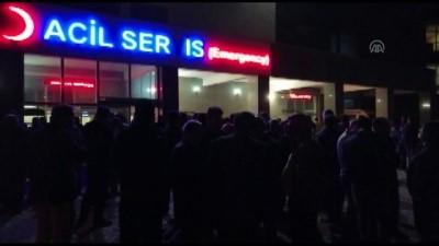 yerel secimler - GÜNCELLEME Konya'da belediye başkanına bıçaklı saldırı