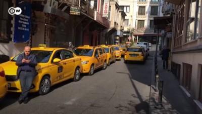 ekince - İstanbul'da taksiyle kısa mesafe kâbusu