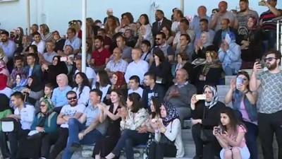 Jandarma asteğmen adayları yemin etti - İZMİR