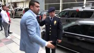 sahit -  Jandarma Komutanı Çömez ve Emniyet Müdürü Yıldız düğünlerde silah atma olaylarına dikkat çekti