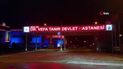 Konya'da belediye başkanı bıçaklı saldırıya uğradı