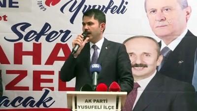 Kurum: 'Gönül belediyeciliğini vatandaşlarımıza anlatacağız' - ARTVİN