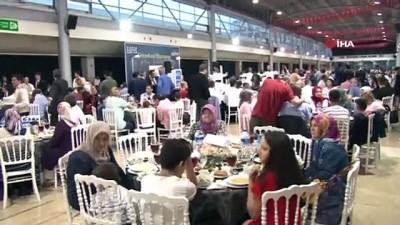 iftar sofrasi -  Limak Enerji çalışanları Bursa'da iftarda buluştu