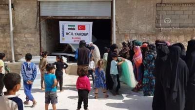 ic savas - Sadakataşı Derneğinden Suriye'ye ramazan yardımı - İDLİB