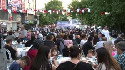 tarim -  Sancaktepe'de 5 bin kişi iftar sofrasında bir araya geldi