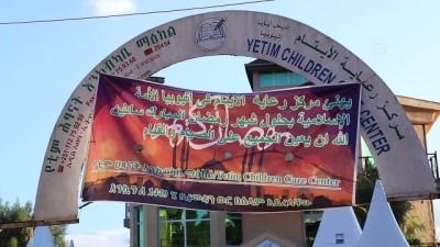 iftar sofrasi - TİKA Etiyopya'da yetimleri unutmadı - ADDİS ABABA