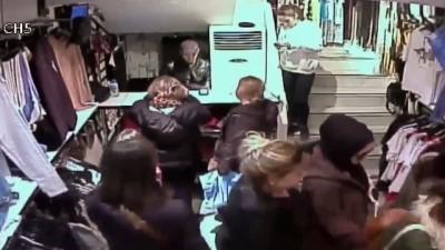 Yankesicilik zanlısı üç kadın tutuklandı - İZMİR