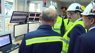 arastirmaci - Bakan Dönmez, kömürden akaryakıt üreten tesisi ziyaret etti - MANİSA